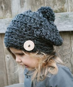 The Cutest Kids Beanies Around