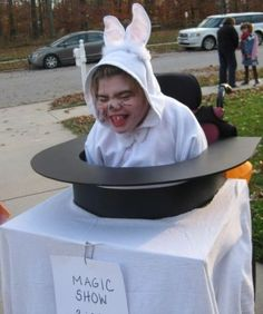 LDS Wheelchair Costumes - halloween