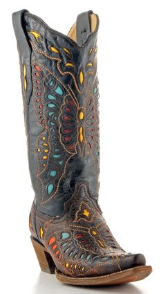 Womens Corral Boots. NEED!