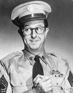 In 1945, a few years before he quit the movies, Phil Silvers fell in love and married Jo Carroll Dennison, the 1942 Miss America.  They were divorced five years later.