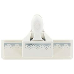 Martha Stewart Crafts Doily Lace Edge Punch | Shop Hobby Lobby