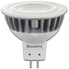 Bulbrite Green Light Color MR16 LED Bulb with GU5.3 Base $22.95