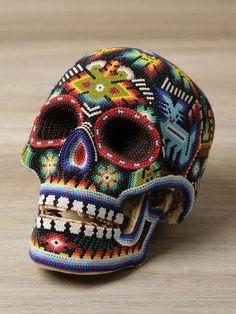 Gorgeous Huichol work