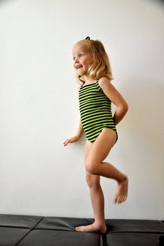no big dill: Pennies swimsuit tutorial