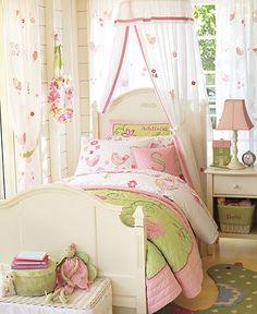 Beautiful girl's room!