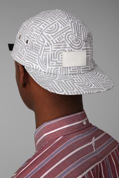 WeSC Bamboo 5-Panel Hat #urbanoutfitters