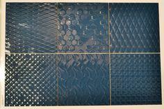 Azulejos com relevo - Portobello