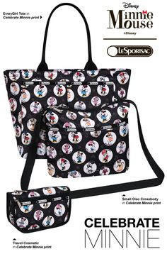 Winter 13 Preview Week – Disney Minnie Mouse for LeSportsac | LeSportsac