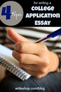 Preparing teens to write solid essays during early high school will make them more comfortable with writing college application essays.