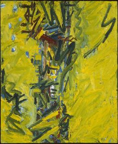'The Origin of the Great Bear' (1967-8) by Frank Auerbach
