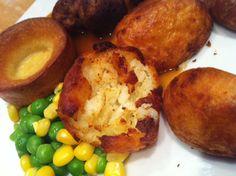 Roast potatoes in an actifry