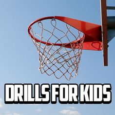 Great basketball drills for kids: