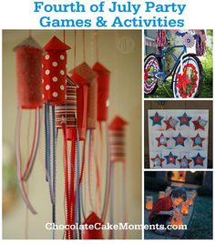 Fourth of July Games and Activities