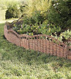 Wattle Fences...