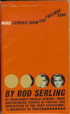 """""""More Stories from the Twilight Zone"""" by Rod Serling"""