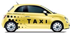 My 500 as a taxi?