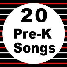 20 Best Pre-K Songs