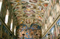 Vatican Museum & Sistine Chapel Tours in a Group | Dark Rome Tours