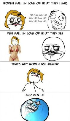 Women and Men - www.funny-pictures-blog.com