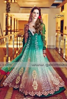 This is the image gallery of Pakistani Bridal Walima Dresses Collection 2014. You are currently viewing Pakistani Bridal Walima Dresses Collection 2014 (15). All other images from this gallery are given below. Give your comments in comments section about this. Also share stylehoster.com with your friends.   #walimadresses, #bridalwalimadresses, #bridaldresses, #pakistaniwedding