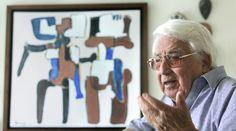 Oswaldo Vigas-Vigas en papel-Retrato