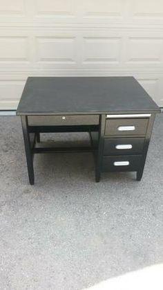 Desk by Indiana Desk Co. $200