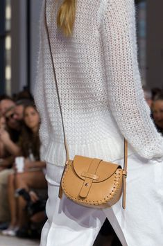 Stitched Up // Michael Kors Spring 2015