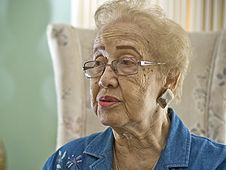 Katherine Johnson, research mathematician and scientist who worked at NASA's Langley Research Center 1953 to 1986, calculated the trajectory of the early space launchesKristina Johnson, optoelectronic processing systems and liquid crystal devices, IEEE Fellow 2003, ABI Women of Vision Award for Leadership 2010, US Under Secretary for Energy 2009-2010