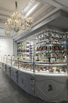 Les Marquis de Ladurée (chocolate shop), 14 rue de Castiglione, 75001 Paris
