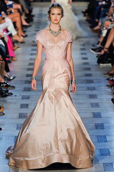 Zac Posen  #runway #beauty #style #fashion #design #hautecouture  #klout  #socialmedia #socialnetworks #pinterest