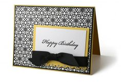 DIY Letterpress card using Lifestyle Crafts L Letterpress and Blossoms printing plate #birthday #letterpress
