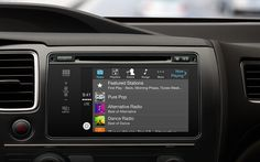 Apple Announces CarPlay - The Best iPhone Experience On Four Wheels