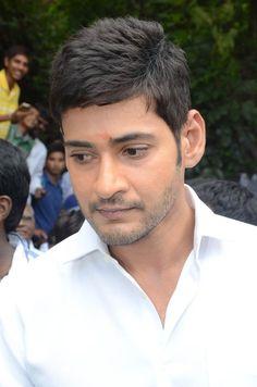 Mahesh Babu at Naresh Son debut movie opening