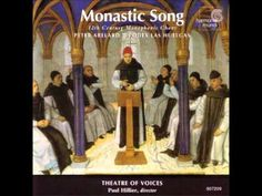 ▶ Theatre of Voices - Monastic Song: 12th Century Monophonic Chant (Full Album) - YouTube
