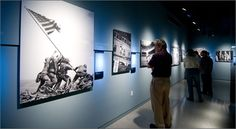 One of the best photo exhibits I have ever seen. Pulitzer Prize Photographs Gallery at the Newseum, Washginton D.C.