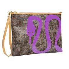 #Modern #Fashion #Accessories | Iron Duchess Wristlet | $98