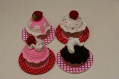 Cupcakes + patroon