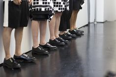 NYFW Backstage: General Idea SS15 by Lauren Beck