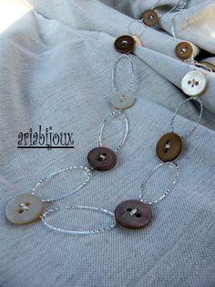 button art, bead, button galor, necklac, button craft, buttons, button jar, button jeweleri, button jewelri