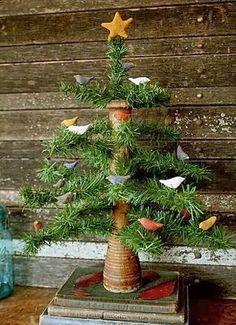 OH! Christmas Bobbin Tree!