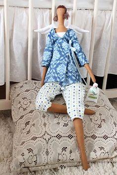 tilda pajama girl