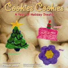 Celebrate your favorite holidays through cookies! Children learn about holidays, shapes, and colors as they take a tasty journey through a year of cookies.