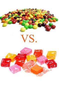 Which candy to pick and not to pick for halloween: 9 Healthiest Halloween Candies - Seventeen