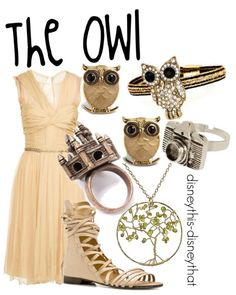 Disney inspired clothing by disneythis-disneythat. The Owl.