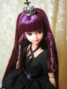 お針当番記す : 裏テント日記☆ So cute, I want her hair! <3