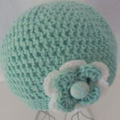 Crochet Girls Hat (6mths - adult)