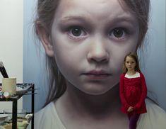 secret art, paint today, gottfri helnwein