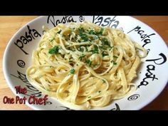 WATCH: Food Network Kitchens show you how to make pasta at home.