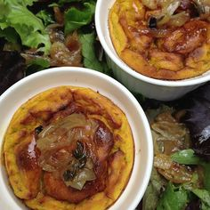 Antihistamine and anti-inflammatory butternut squash souffle.