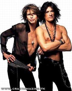 I love Aerosmith
